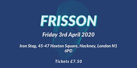 FRISSON tickets