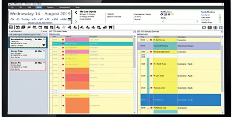 Perfect Day Planning utilising the NEW CS R4+ Diary - Worcester tickets