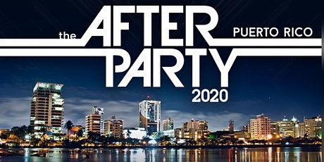 the Official Festival AFTER PARTY Two-Day Pass  Puerto Rico 2020 tickets