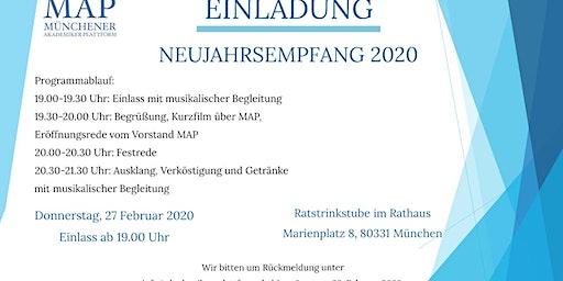 NEUJAHRSEMPFANG 2020 (MAP)