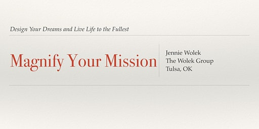 Magnify Your Mission- Put Purpose & Play into Your Production for Profit