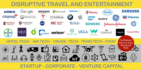 Travel and Hospitality Venture Summit tickets