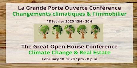 Conference: La Grande Porte Ouverte/The Great Open House tickets