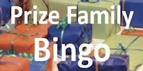 Family Bingo - Small Hall tickets