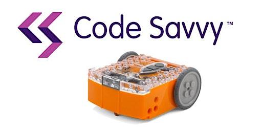 Code Savvy Edison Robot Training