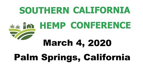 Southern California Hemp  Conference tickets