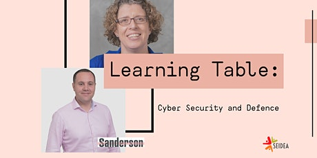 Learning Table: Cyber Security and Defence tickets