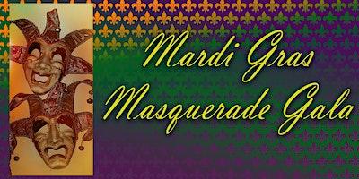 Mardi Gras Masquerade Gala