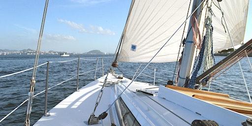 Sailing Tour Sunset Rio de Janeiro