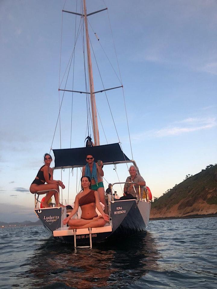 Imagem do evento Sailing Tour Sunset Rio de Janeiro