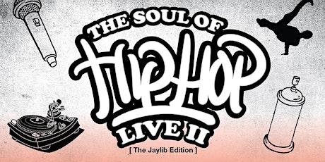 Soul of Hip-hop tickets