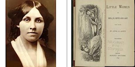 Louisa May Alcott: The Woman Behind Little Women tickets
