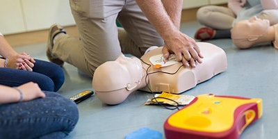 Heartsaver, AED, and First Aid (for non-healthcare workers)