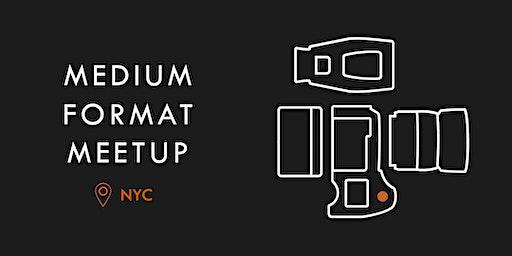 NYC Medium Format Meetup: X1D II + Phocus Mobile 2 Night