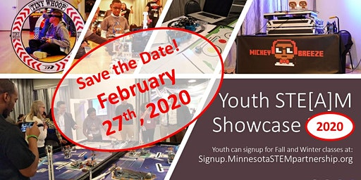 Youth STE[A]M Showcase & Celebration [Minnesota STEM Partnership] 2020