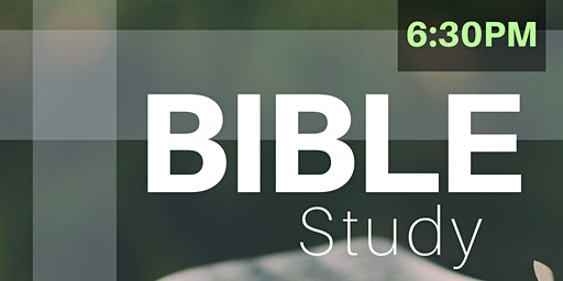 Bible Study with Pastor Pauline