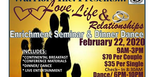 Love, Life & Relationships Conference
