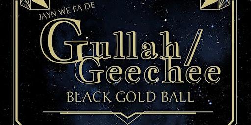 Gullah/Geechee Black Gold Ball