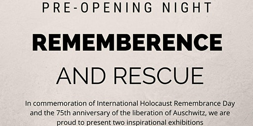 REMEMBRANCE AND RESCUE
