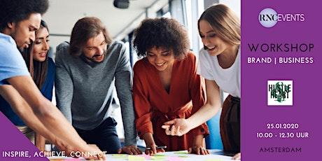 Workshop: #Brand | Business tickets
