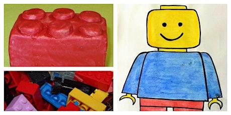 LEGO Brick Mania Summer Camp (5-12 Years) tickets