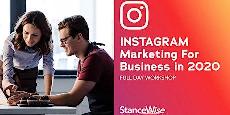 Instagram Marketing 1-Day Intensive tickets