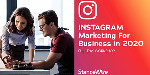 Instagram Marketing 1-Day Intensive