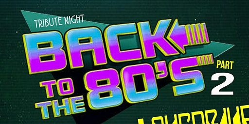 Back to the 80's (Part 2)