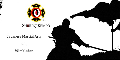 Limited Offer **FREE** Japanese Martial Arts for Self Defense in Wimbledon tickets