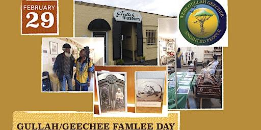 Gullah/Geechee Famlee Day at De Gullah Museum een Georgetown