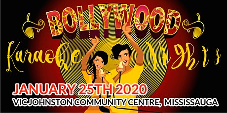 Bollywood Music Club Karaoke Evening tickets