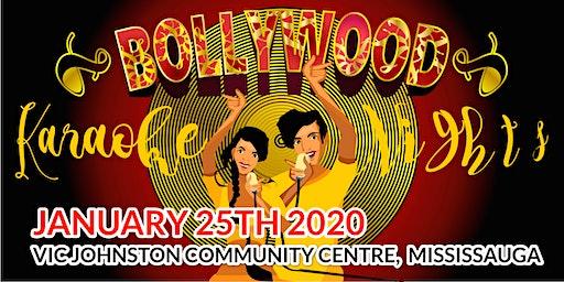 Bollywood Music Club Karaoke Evening