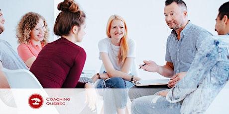 Pratique ouverte PNL et hypnose à Québec billets