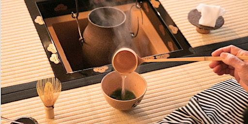 Japanese Samurai Tea Ceremony -New Year Tea Gathering 2020