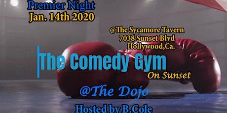 The Comedy Gym@The Dojo tickets