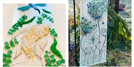 Fused Glass Garden Stake or Wall Panel Workshop tickets