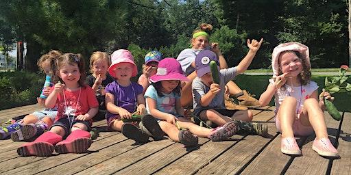 Little Farmers Summer Session 1 ~ Farm class for preschoolers