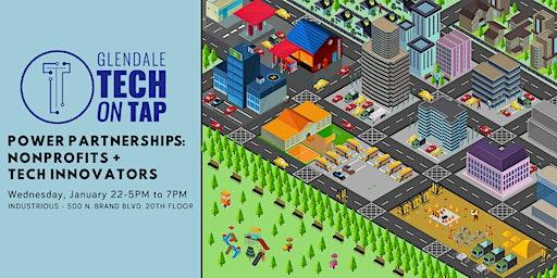 Power Partnerships: Nonprofits + Tech Innovators