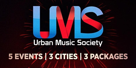 UMS Refreshers Package - 5 Events | 3 Cities | 3 Packages tickets