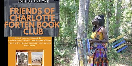 Queen Quet Gullah/Geechee Book Signing at Charlotte Forten Book Club tickets