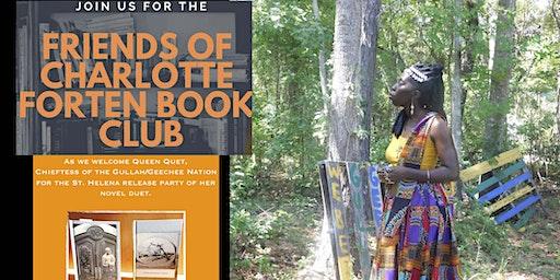 Queen Quet Gullah/Geechee Book Signing at Charlotte Forten Book Club