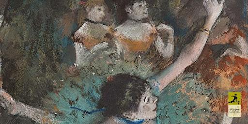Exposición guiada Iverem - Los impresionistas y la fotografía
