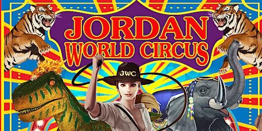 Jordan World Circus 2020 - Amarillo, TX