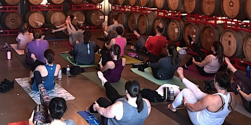 Yoga at Penrose Brewing Company