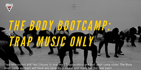 TrapAerobics + Body Bootcamp - VIRTUAL CLASS tickets