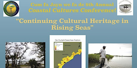 Coastal Cultures Conference 2020: Continuing Cultural Heritage & Rising Sea tickets