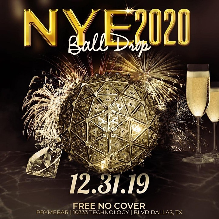 #PrymeDallas NYE Party 2020 image