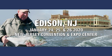 Edison, NJ Fly Fishing Classes - Fly Fishing Show 2020 tickets