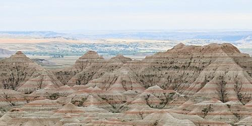Hunting for Fossils in the Beautiful but Forbidding Badlands, South Dakota