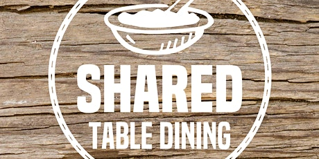 Shared Table - Mystery Pop Up Restaurant Tickets